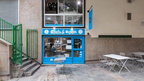 ChaCha & Compagnie Rambuteau, Paris