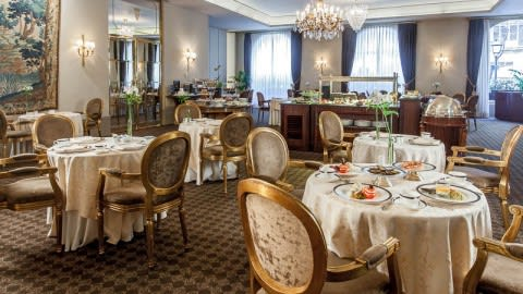 El Brunch del Wellington - Hotel Wellington, Madrid