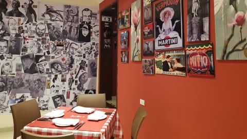 El Viejo Bandoneon (127-Country Club), Bogotá