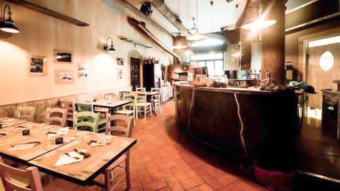 Pizzeria Quei Due, Milan