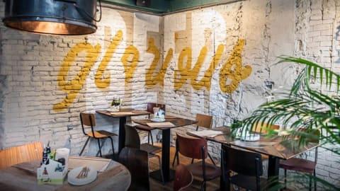 Otomat Heavenly Pizza, Brussels