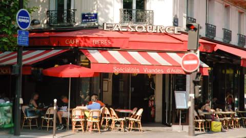 La Source, Paris