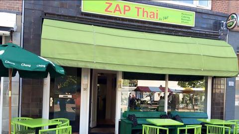 Zap Thai by J&C, Haarlem