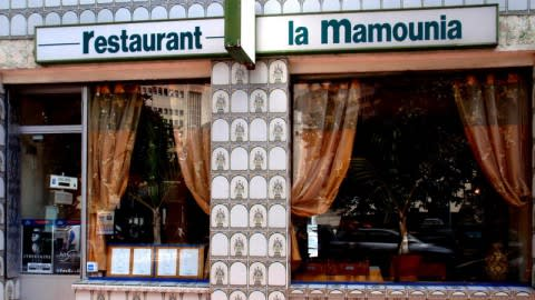 La Mamounia, Nantes