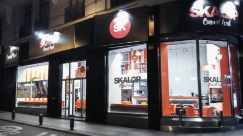 Skalop, Madrid