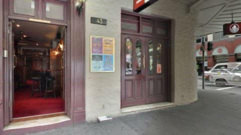 Fairmont at Occidental Hotel, Sydney