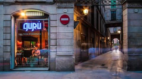 Gurú Food & Cocktails, Barcelona