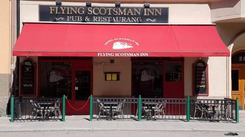 Flying Scotsman Inn, Stockholm