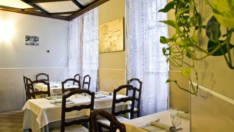 Prater restaurant, Monza