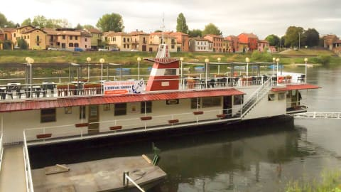 Imbarcadero, Pavia