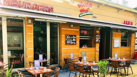 Woody's Diner, Nice
