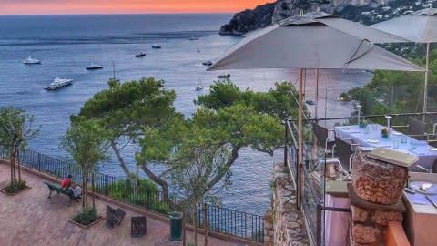 Le Monzù, Capri
