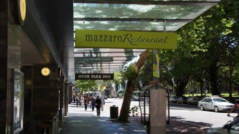 Mazzaro, Sydney