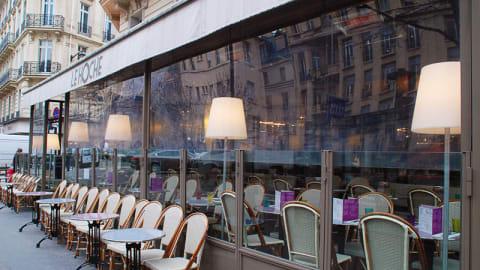 Le Hoche, Paris