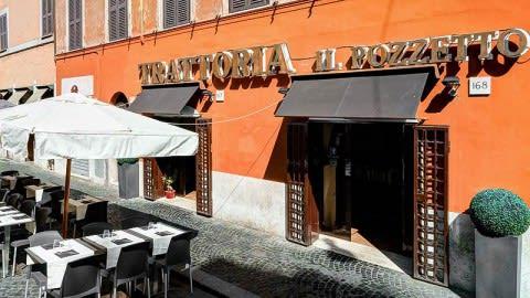 Il Pozzetto, Rome