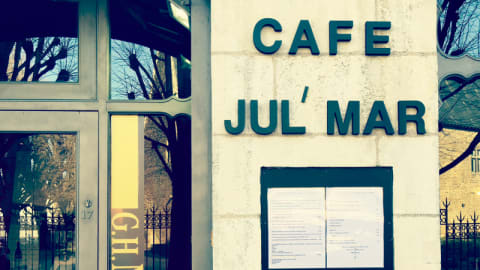 Café Jul Mar, Nantes