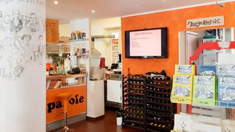 Mangiaparole Libreria Caffè Letterario, Rome