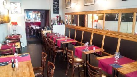 Todt's Café, Brussels