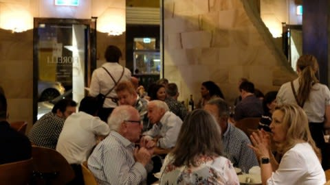 Fiorelli Restaurant, Hawthorn East