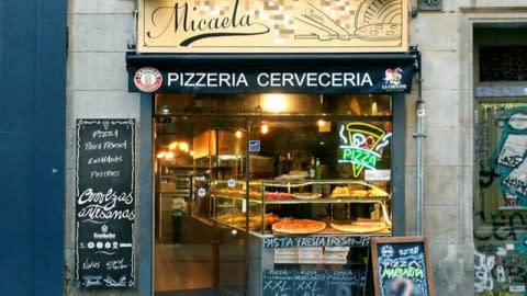 Micaela Pizzería, Barcelona