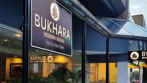 BUKHARA Indian Restaurant, Miranda