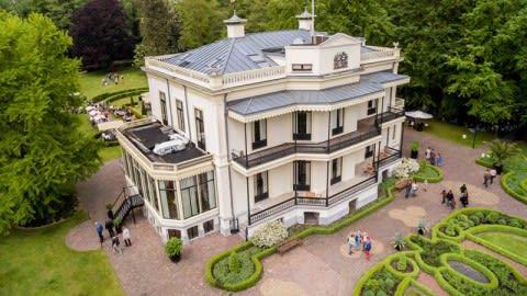 Kasteel De Vanenburg, Putten