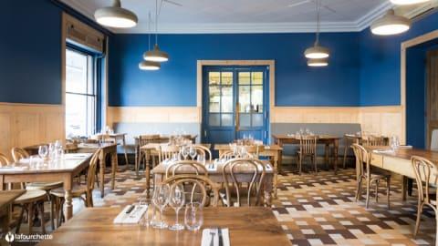 Café Sillon, Lyon