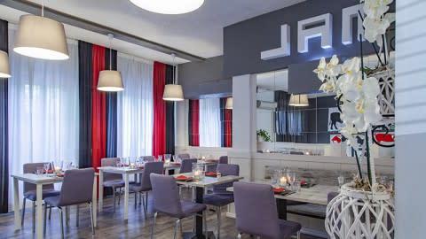 Jam grill house, Milan
