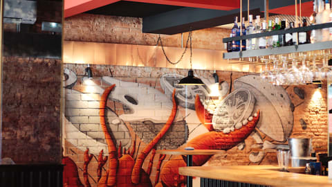 Salvaje - Burger & Lobster, Barcelona