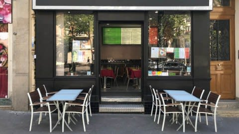 Pizza Bella, Paris