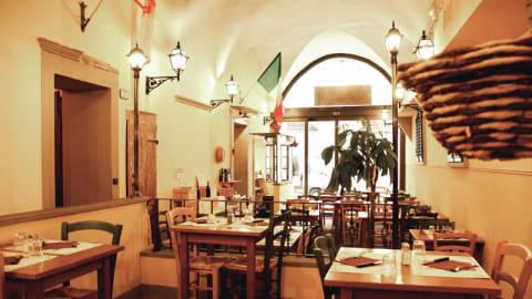 Osteria Vecchio Vicolo, Florence