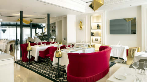 99 Haussmann, Paris