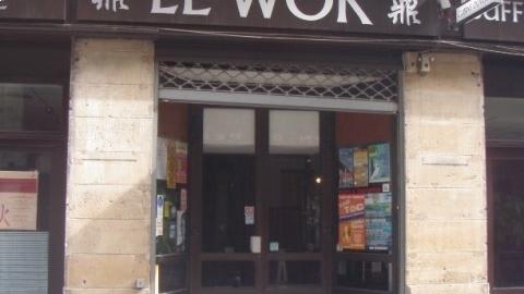 Le Wok, Bordeaux