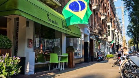 Samba Kitchen, Amsterdam