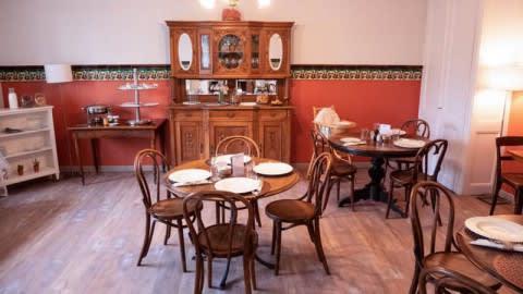 Café de la Pallanterie, Vésenaz