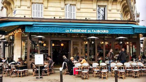 La Parisienne du Faubourg, Paris
