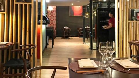 Longan Asian Gastro, Madrid