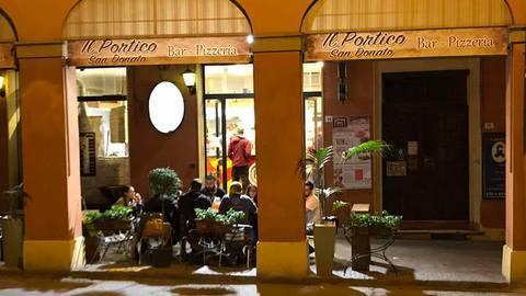 Il Portico di San Donato, Bologna