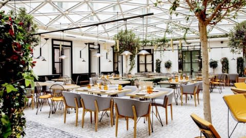 RIB Beef & Wine - Hotel Pestana Casa de la carnicería, Madrid