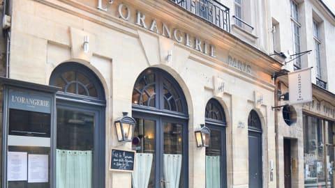 L'Orangerie Paris, Paris