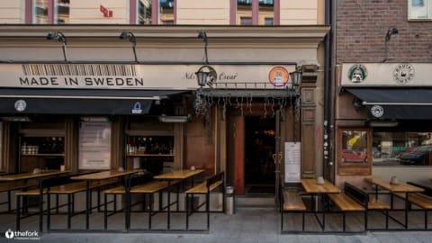 Made in Sweden Bar & Kök, Stockholm