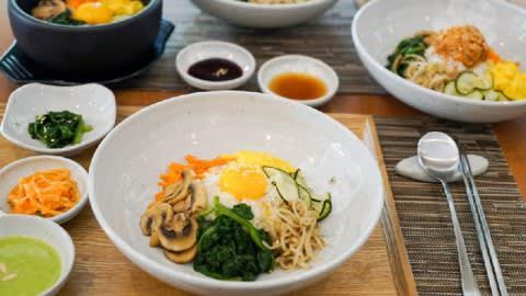 Dream ristorante coreano, Milan