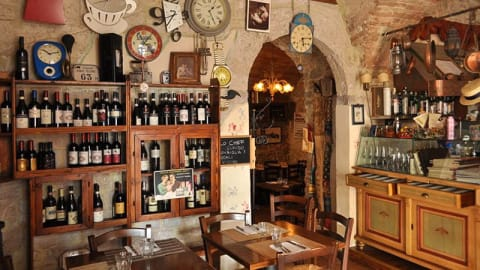 Locanda do Pazzi, Perugia