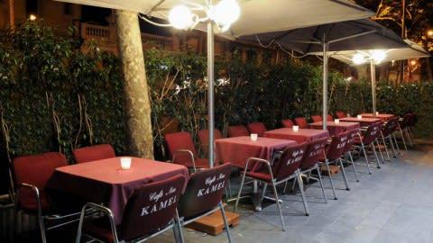 Café Nou Kamel, Barcelona