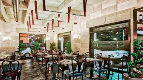 Kisa Cuisine & Lounge, Rome
