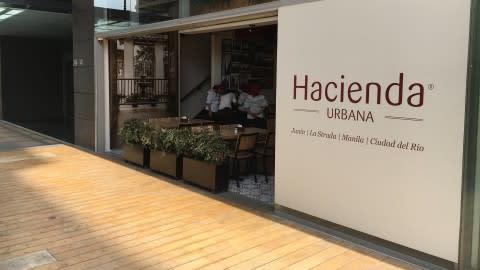 Hacienda (Ciudad del Rio), Medellín