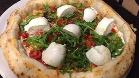È Qui la Pizza dei Fratelli De Sivo, Naples