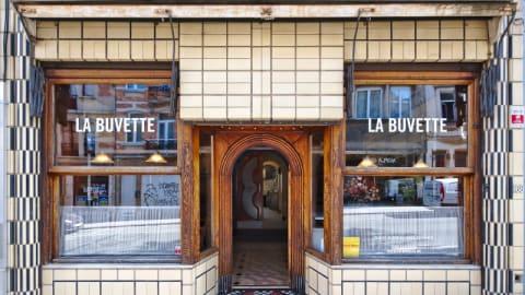 La Buvette, Saint-Gilles