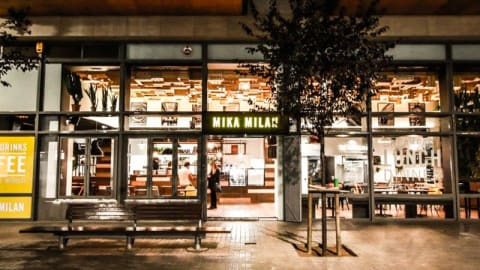 Mika Milan, Barcelona