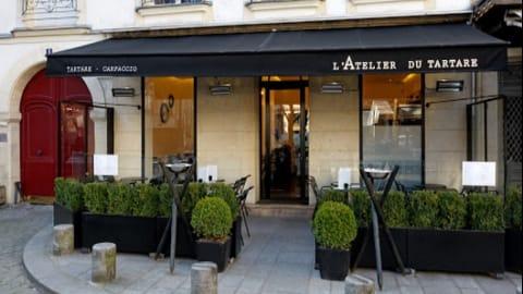 L'Atelier du Tartare By Les Initiés, Paris